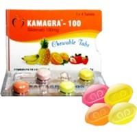 Kamagra Soft Tabs 100mg Sildenafil (Pack x4)